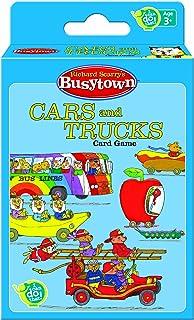 Wonder Forge Richard Scarry's Cars & Trucks Game