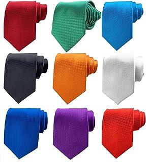 کراوات مردانه یقه گرد کلاسیک Adulove ژاکارد ژاکارد 9 عدد