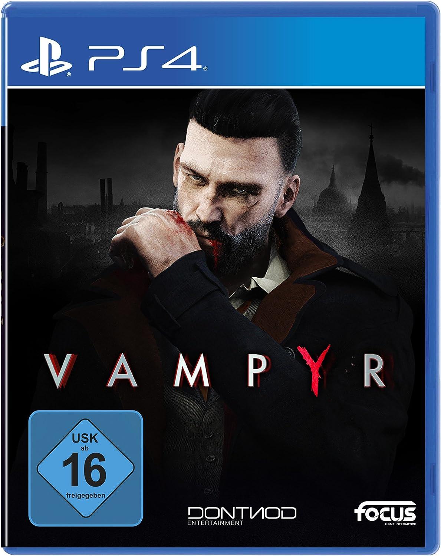 Vampyr - PlayStation 4 [Importación alemana]