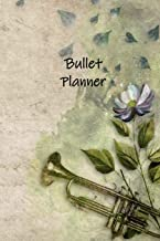 Bullet Planner: Dot Grid Journal for Organizing Your Life, Tracking Your Budget, Managing Your Goals and Habits, Living Your Dreams and Expressing Your Unique Creativity. Whisperings