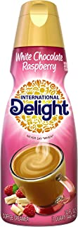 International Delight Coffee Creamer, White Chocolate Raspberry, 32 Oz