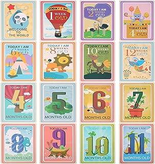 baby milestone card ideas