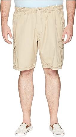 Big & Tall Island Survivalist Cargo Shorts