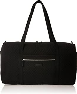 Women's Microfiber Large Duffel Travel Bag