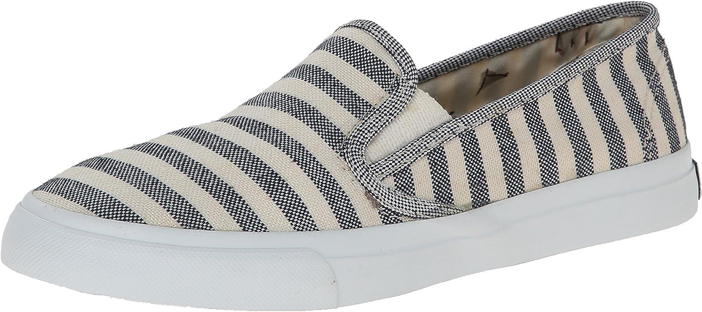 Sperry Top-Sider Women's Seaside Breton Stripe Fashion Sneaker