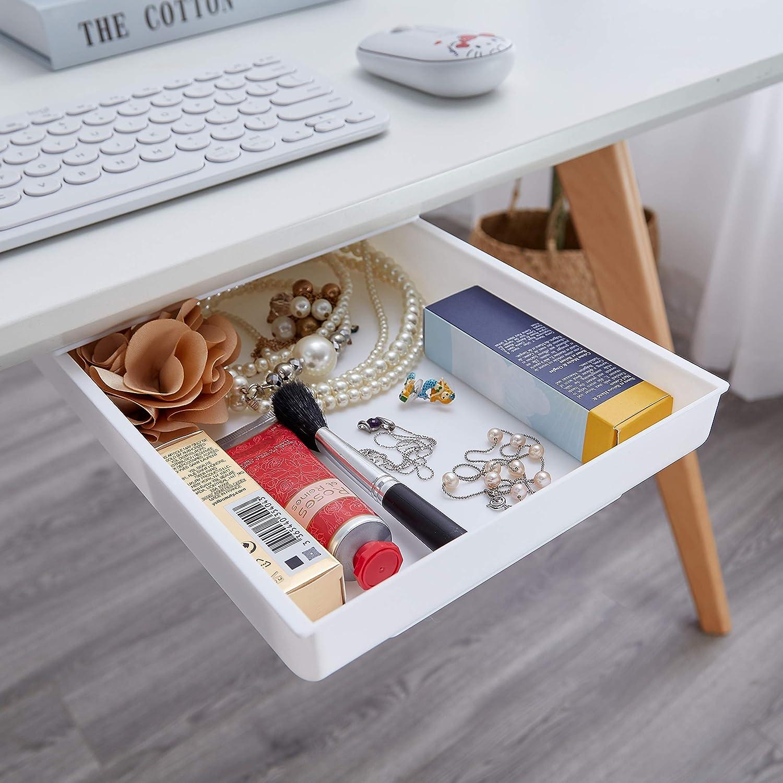 Boviagom Self-Adhesive Pop-Up Hidden Financial sales sale Luxury goods Drawer Desk Under Des