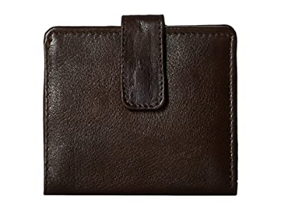 STS Ranchwear Chaquita Wallet (Chocolate) Handbags