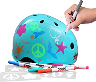 Best raskullz led hearts child bike helmet Reviews