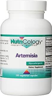 Nutricology Artemisia, Vegicaps, 100-Count