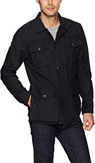 Goodthreads Men's 4-Pocket Military Jacket