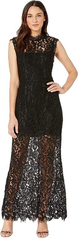 Moonlight Drive Lace Maxi Dress