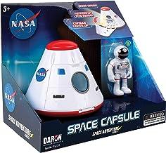 Daron NASA Space Adventure Series: Space Capsule with Lights & Figurine