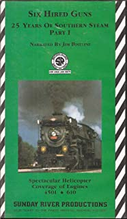 Six Hired Guns, Part I: Southern Steam Excursions on 4501 & 610 (Railroad Steam Engines)