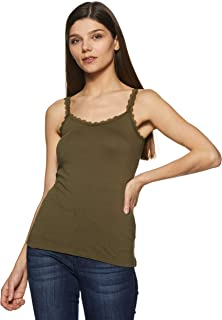 VERO MODA Women's Regular Fit Cotton Top