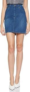 Wrangler Women's Mid Length Skirt Women's Skirts