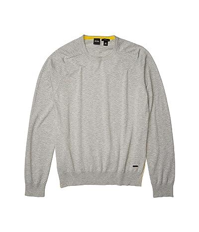 BOSS Hugo Boss Kabiro Soft Sweater (Silver) Men