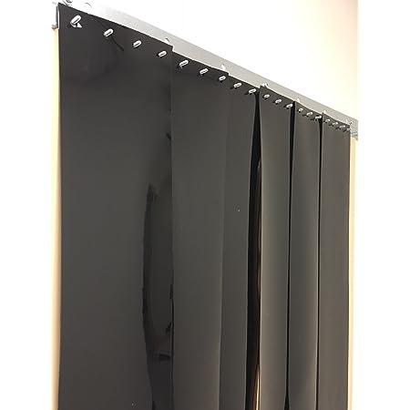 DIY PVC Strip Door Curtain Plastic Roll Headpiece FREEZER 1m*2m