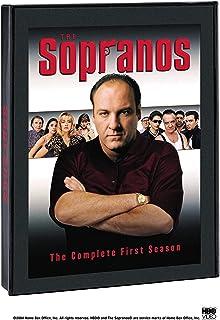 SOPRANOS THE: S1 (Viva/Rpkg/DVD)
