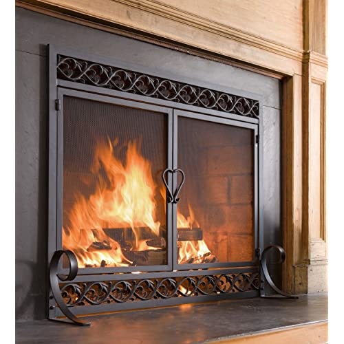 Surprising Fireplace Doors Amazon Com Download Free Architecture Designs Pushbritishbridgeorg