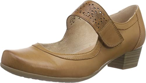 CAPRICE 24300, Chaussures à Talons - Avant du Pieds Couvert Femme