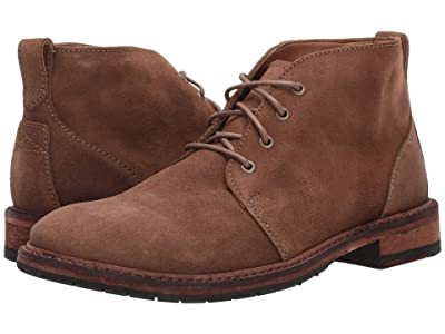 Clarks Clarkdale Base (Taupe Suede) Men