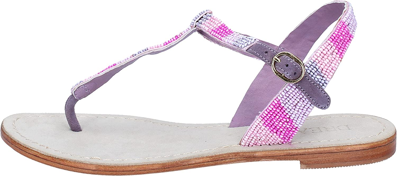 QueenDream Dream Sandals Womens Purple