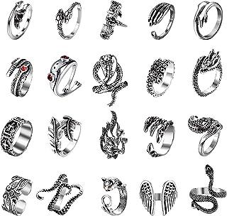 حلقه های زنانه پنک Helicopchain 20Pcs