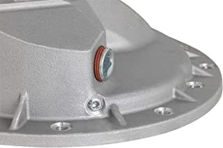 aFe Power 46-70040 Dodge Diesel Front Differential Cover (Raw;Street Series)