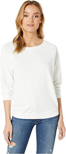 Meghan Lounge Jersey 3/4 Sleeve Boat Neck Pullover