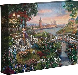Thomas Kinkade Studios Disney 101 Dalmatians 8