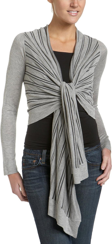Buffalo by David Bitton Women's Marcia Wrap Cardigan Sweater