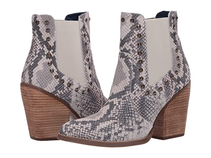 Dingo  Stay Sassy (Snake Suede) Womens Pull-on Boots