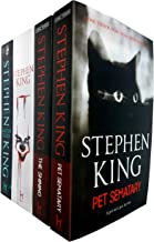 Stephen King Collection 4 Books Set (Pet Sematary, The Shining, It, Doctor Sleep)