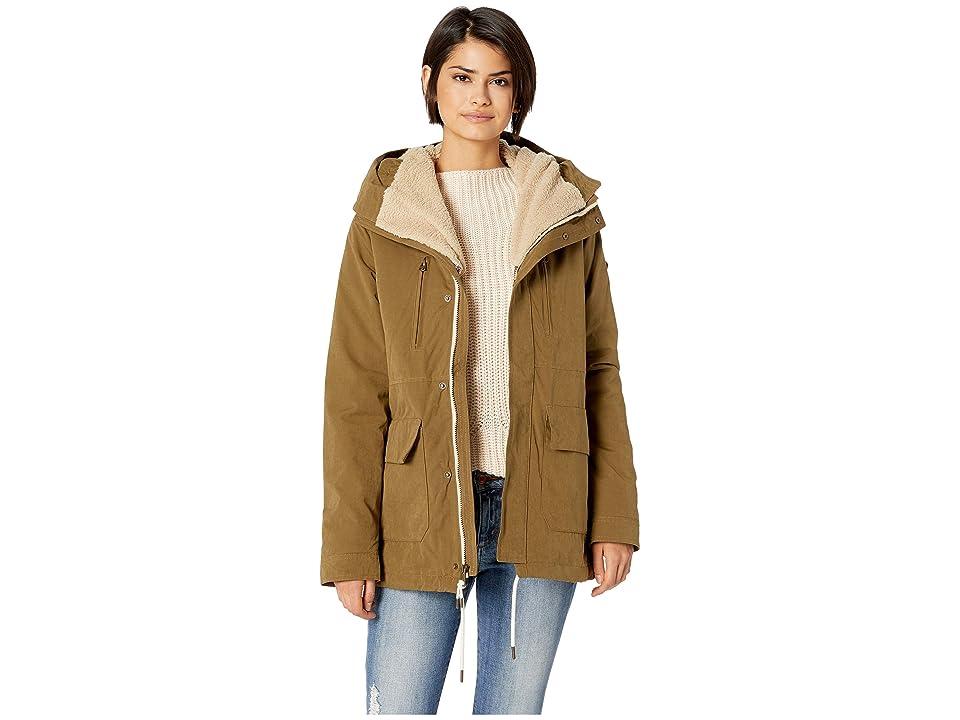 Burton Albury Parka Jacket (Hickory) Women