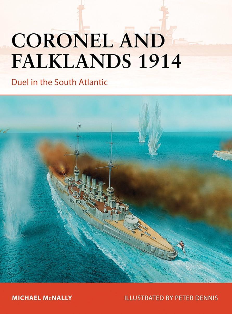 杭美徳効果的にCoronel and Falklands 1914: Duel in the South Atlantic (Campaign Book 248) (English Edition)