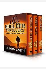 The Jake Boulder Series: books 1 - 3 Kindle Edition
