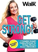 راه بروید: قوی شوید! 2 تمرین کامل ، طبقه کامل کار بدون قدرت برای عضلات ، استخوان ها و متابولیسم قوی تر با جسیکا اسمیت [DVD]
