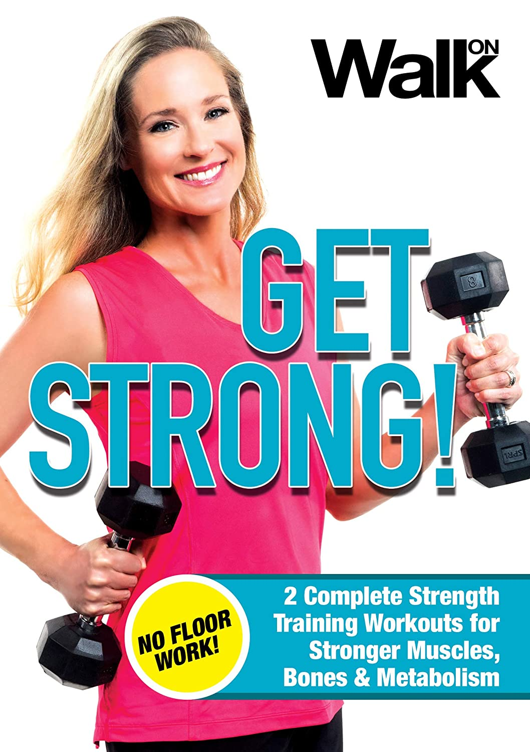 Walk On: Get Strong safety 2 Complete Floor Free Strength Traini Work 2021 autumn and winter new