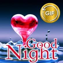 Gifs Good Night & Sweet Dream Wishes Love