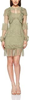 Cooper St Women's Flute Mini Lace Dress