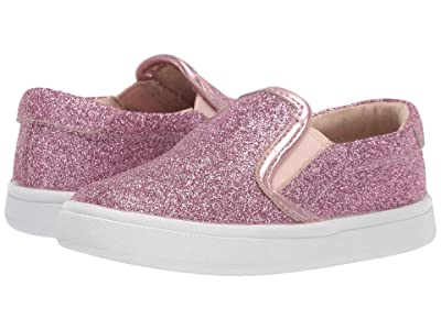 Old Soles Dressy Hoff (Toddler/Little Kid) (Glam Pink) Girl