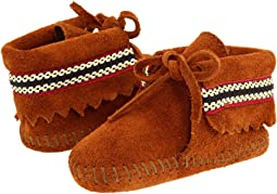 Minnetonka Kids Braid Bootie (Infant/Toddler)