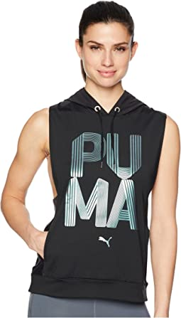 Punch Hooded Vest