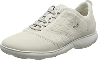 GEOX D Nebula A Womens Lace Up Sneakers/Shoes