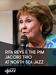 Rita Reys  and  The Pim Jacobs Trio at North Sea Jazz