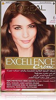 L'Oreal Paris Excellence, 6.0 Dark Blonde