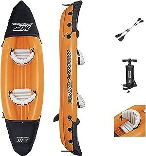 Bestway Hydro Force Lite Rapid X2 Kayak, Multi-Coloured