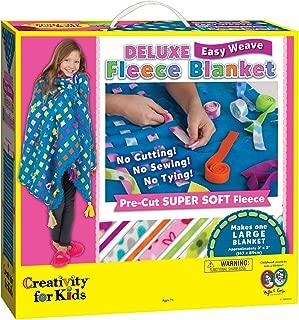 kids no sew fleece blanket