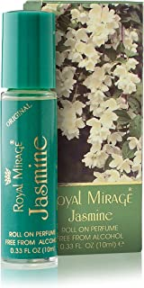 Royal Mirage Perfume For Women, Jasmine, 10 ml