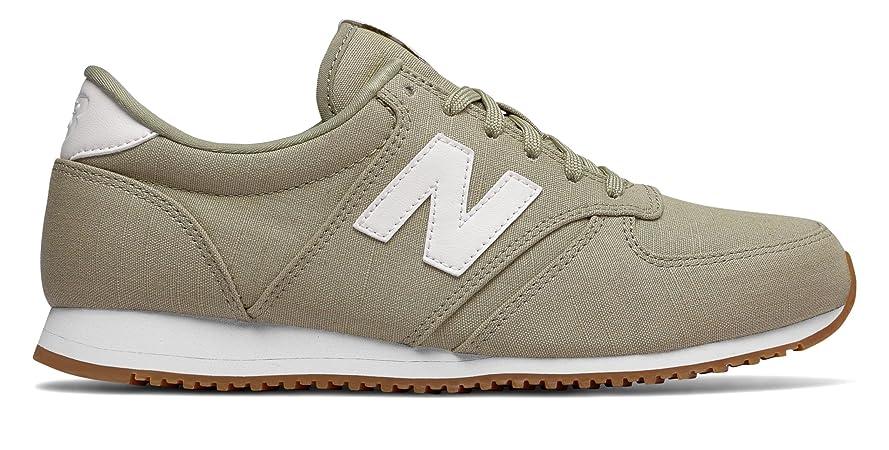 変更可能女の子裁判所(ニューバランス) New Balance 靴?シューズ レディースライフスタイル 420 70s Running Trench with Sea Salt シー ソルト US 6 (23cm)